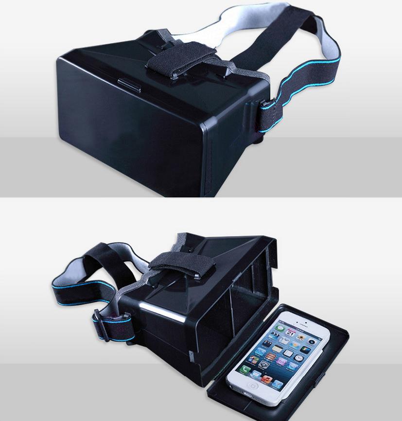 НОВИНКА! 3D очки для смартфона